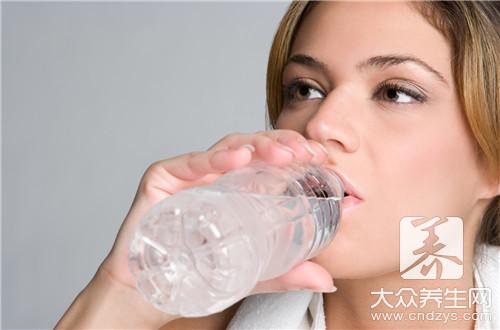 孕妇能不能喝矿泉水