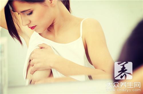 什么激素导致乳房胀痛