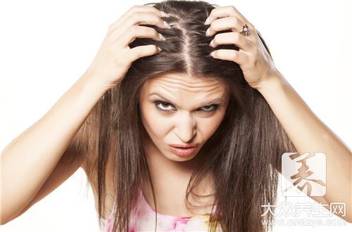 头发根部疼
