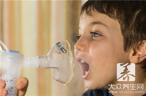 雾化对孩子副作用大吗-