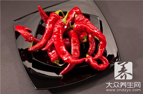 干辣椒种类有哪些?