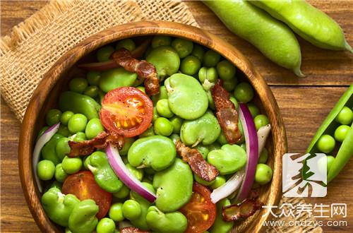 罗汉豆是什么豆
