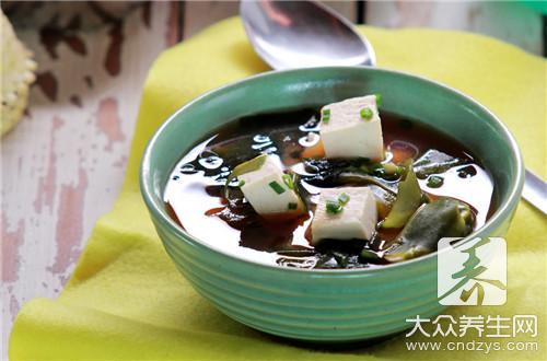 感冒能吃海带排骨汤吗