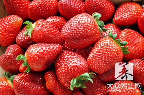 草莓可以放冰箱冷藏吗-第2张