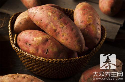 蕃薯的做法