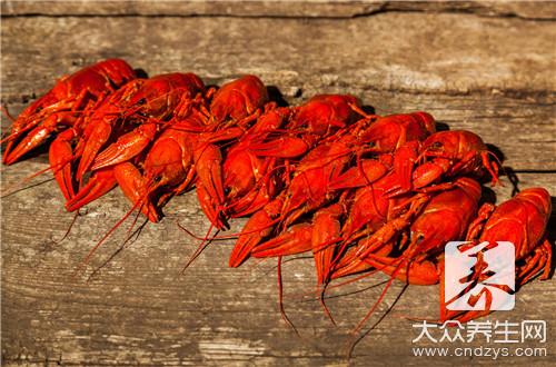 小龙虾抽虾线