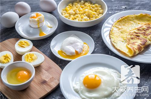 清水煮荷包蛋
