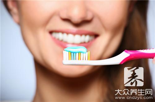 不含氟的牙膏好不好