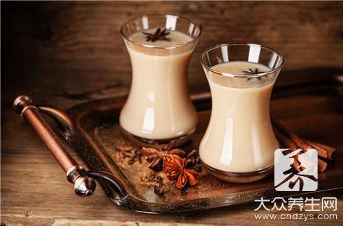 海盐奶茶做法