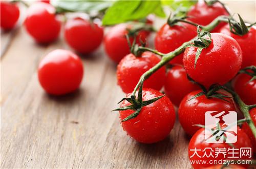 小番茄的热量值