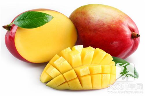 芒果和鲫鱼能同食吗