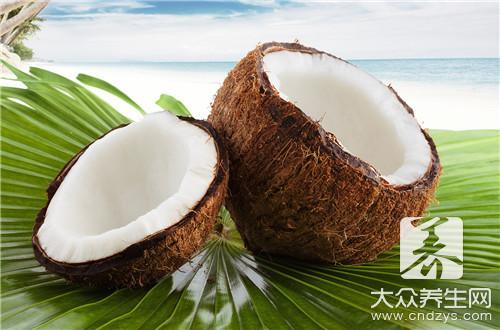 椰子干怎么吃-第1张