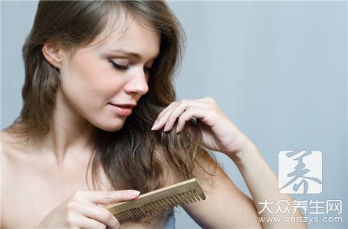 头发最天然的保养方法