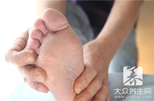 人体脚部穴位