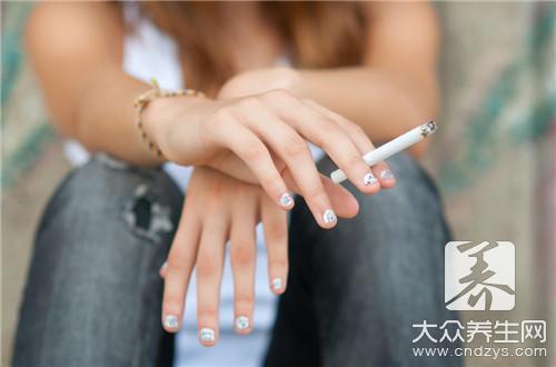 吸烟伤肾吗