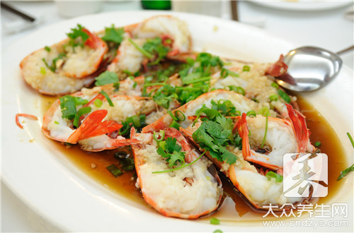 大龙虾菜谱