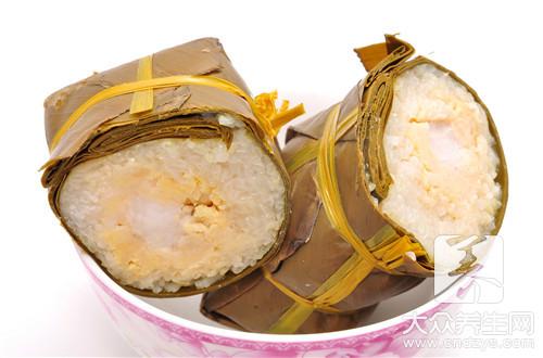 粽子的材料和制作方法