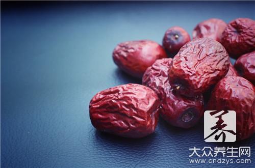 贫血一天吃多少红枣-第1张