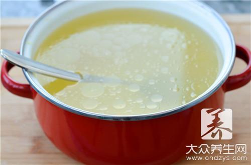 减肥吸油汤