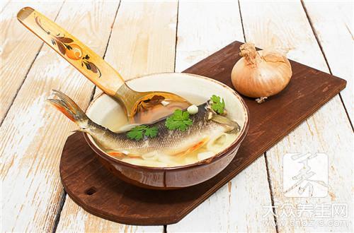 羊肉鲫鱼汤