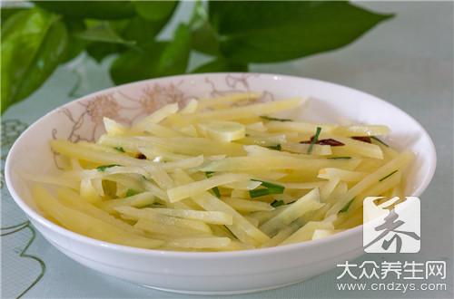 土豆丝和什么炒好吃