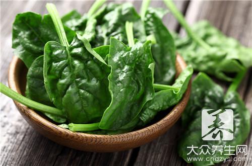感冒能吃菠菜吗