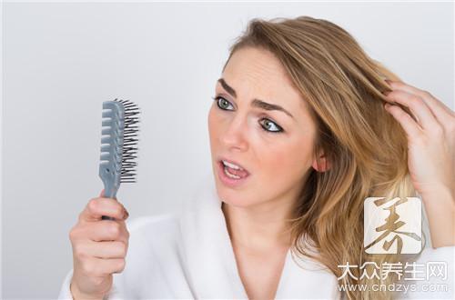 发际线脱发是什么原因