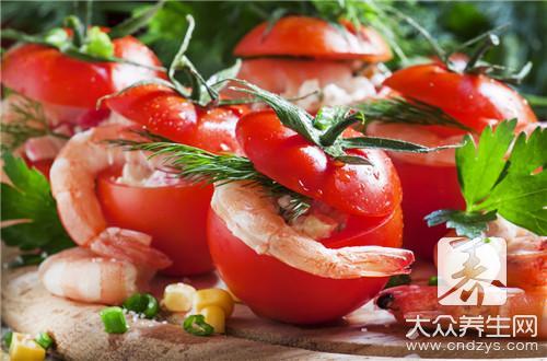 番茄和螃蟹能一起吃吗