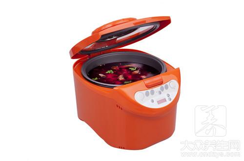 电煲汤锅怎么用-