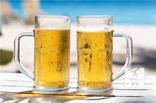 喝完啤酒可以吃药吗--第2张