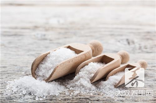 夏天吃盐多好吗