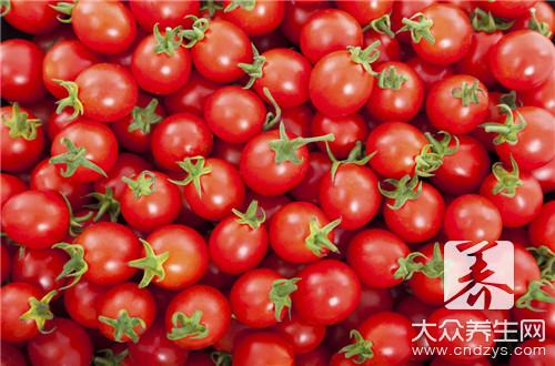 番茄怎么挑