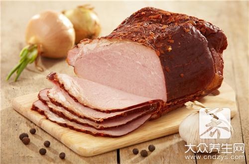 火腿腌制方法-第2张