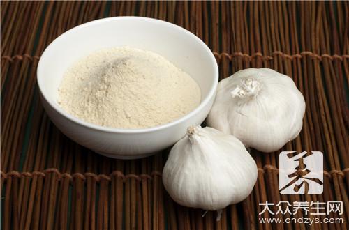 水晶蒜的腌制方法