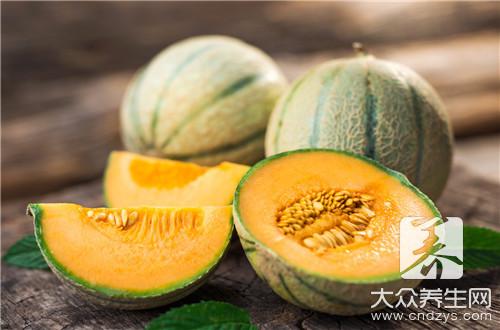 孕期可以吃哈密瓜吗