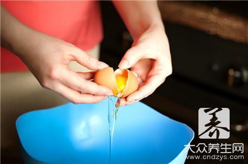 蛋肉堡的面糊配方