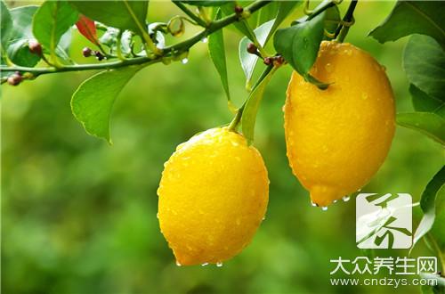 酸柠檬的腌制方法