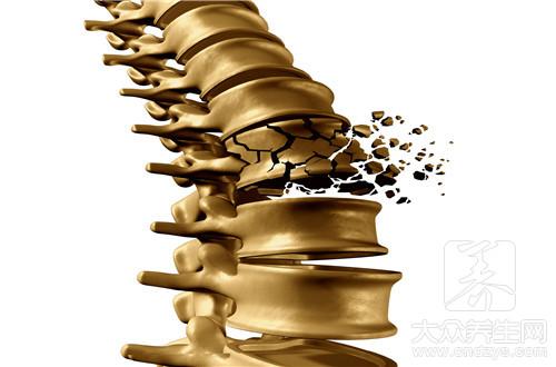 骨质连续性中断严重吗