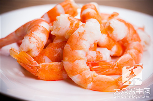 孕晚期吃虾有什么好处