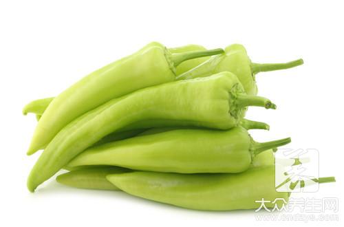 细长辣椒怎么做好吃