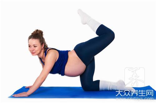 孕妇瘦身操