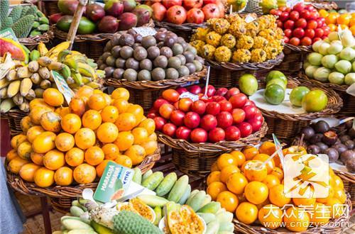 通气的水果