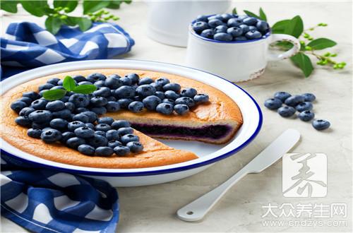 蓝莓饮品做法大全