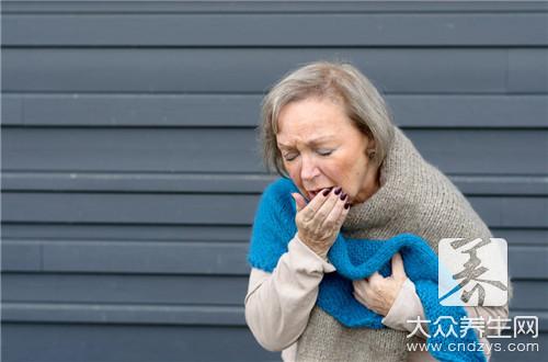 咳嗽感觉气管有异物感