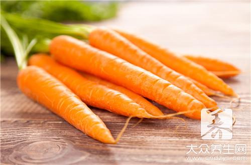胡萝卜红薯能同时吃吗