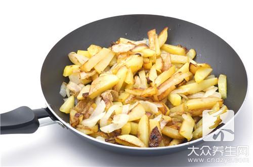 贵州小吃炸土豆