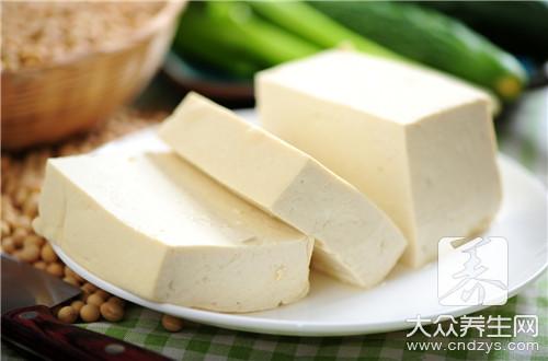 豆腐怎么切块不粘刀?-第2张