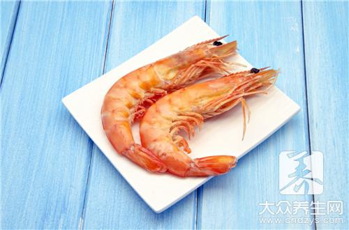 大虾的热量-第1张