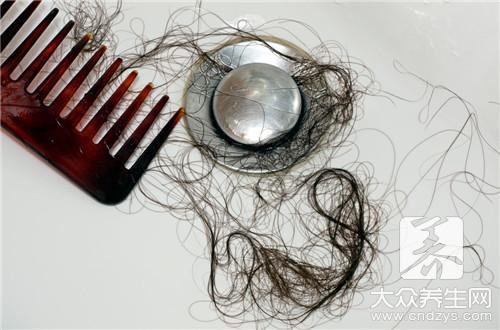 鬓角掉头发是什么原因