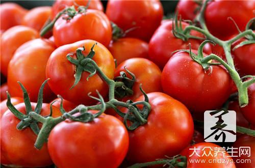 西红柿减肥还是增肥